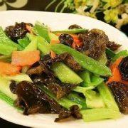 素炒什锦légumes assortiments au wok