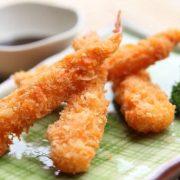 Crevettes Panées 炸虾