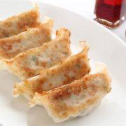 Raviolis Grillés 韩国煎饺