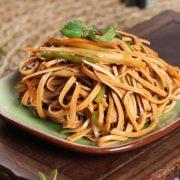 Salade de Tôfu Déchiqueté炝拌豆腐丝